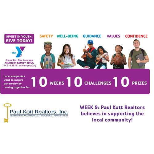 YMCA 10 Week Challenge