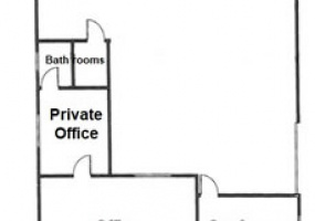 521 E Walnut, Fullerton, Orange, California, United States 92831, 3 Rooms Rooms,2 BathroomsBathrooms,Office,For sale,E Walnut,1041